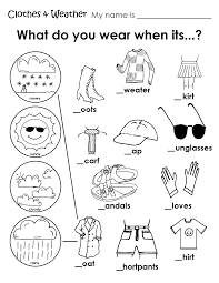 Small Picture Free Kids weather Activities Printables WOWcom Image Results