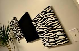 canvas wall decor home ideas black white zebra bedrooms