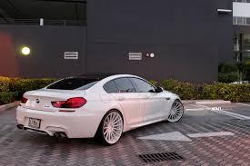 BMW Convertible custom m6 bmw : BMW M6 Gran Coupe on ADV.1 MV2 Wheels   Tuning   Pinterest   Bmw ...