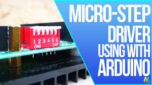 Using MicroStep <b>Stepper Motor Driver</b> with Arduino   TB6600 ...