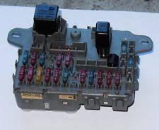 honda civic fuse box ebay Fuse Box Replacement Cost Car 88 89 90 91 honda civic & crx fuse box w icu under dash control 38200 car fuse box replacement cost