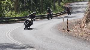 wide entry late apex safest on road blind