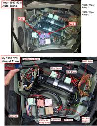 1998 bmw 528i fuse box need help location of the fuse boxs and overview of fuse need help location of the