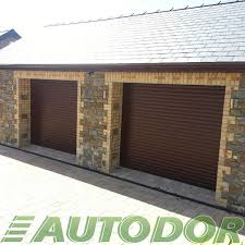 automatic rosewood insulated garage door swansea roller garage door