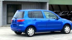 Mazda Demio 2002, Metallic Blue, 94K, Auto - YouTube