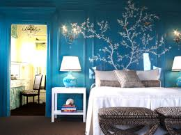 Artistic Bedroom Ideas For Teenage Girls Teal Colors Themes