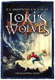 canlit for littlecanadians the blackwell pages loki s wolves book 1 odin s ravens book 2