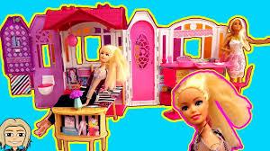barbie dolls house and home bedroom set barbie doll makeup room for s gurubro