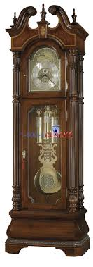 office large size floor clocks wayfair. Howard Miller Eisenhower II Grandfather Clocks 611-067 Office Large Size Floor Wayfair I