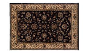 oriental weavers ariana midnight meadows black rug persian area rugs the dump picture of carved wildlife mission style
