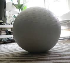 Exercise Ball Size Chart Stability Ball Chair Size Chart