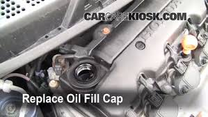 oil & filter change honda civic (2006 2007 Civic Si Fuel Filter Location 91 Civic Fuel Filter