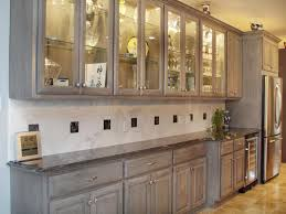 Kitchen Cabinet Glass Insert Kitchen Design Ideas