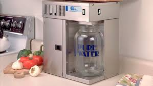 distilled water is regarded as the cleanest water in the world and it is ideal for cooking and drinking the tap water we use every day contains many other