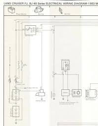 fj wiring diagram ihmud forum land cruiser fj bj 40 series electrical wiring diagram 1983 model page 1 to page 3 no mention of usa and only