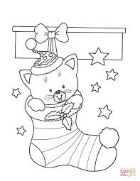 Small Picture Christmas Stockings coloring pages Free Coloring Pages