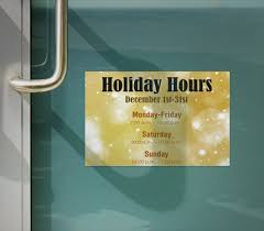 Store Hour Signs Hours Of Operation Signs Signazon