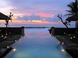 Beachfront The Legian Bali Legian Bali Infinity Pool Sunset Tripadvisor Legian Bali Infinity Pool Sunset Picture Of The Legian Bali