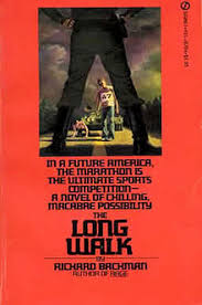 bachman long walk jpg first edition cover author stephen king