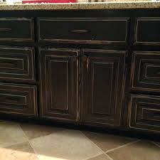 kitchens with black distressed cabinets. Distressed Black Kitchen Cabinets Dark Kitchens With R
