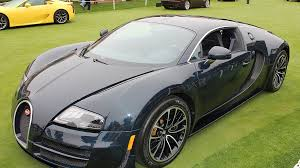 The climax of the veyron series: Bugatti Veyron Super Sport Specs Released Limited To 10 Mph Below Record Speed