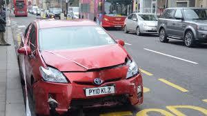 Latest Car Accident of Toyota Prius - Road - Crash - Compilation ...