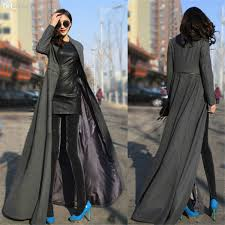 2018 whole extra long trench coat for women winter coat womens winter outwear and coats floor length coat maxi dress from longmian 92 37 dhgate com