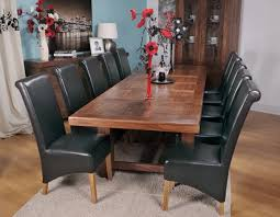large dining table. Extra Large Dining Room Tables Cool With Image Of Painting At Table