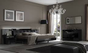 Collect this idea grey modern bedroom midtone