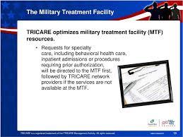 Tricare Behavioral Health Benefits April Pdf