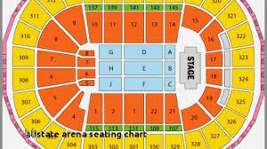 Santander Arena Seating Chart With Seat Numbers Allstate Arena Virtual Seating Chart Facebook Lay Chart