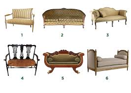 different styles of furniture. Elegant Different Style Couches A Guide To Types And Styles Of Sofas Intended For Sofa Decorations 11 Furniture