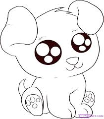 Cute Animals To Color Baby Animals Printable Coloring Pages Cute
