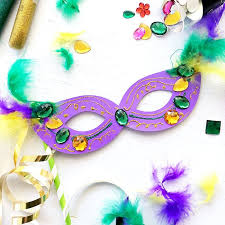 Choose from over a million free vectors, clipart graphics, vector art images, design templates, and illustrations created by artists worldwide! Diy Mardi Gras Masks With Free Svg 100 Directions