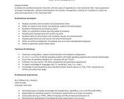 Lofty Ideas Best Skills For Resume 11 Proficient CV Resume Ideas