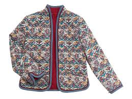 Quilted Jacket Pattern