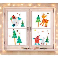 Sachenmacher Fensterbilder Weihnachten Bastelset