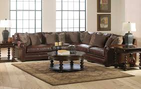 Leather Sectional Living Room Furniture Martino Beige 9 Pc Leather