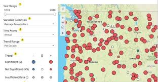 New Interactive Climate Tool Reveals Temperature And
