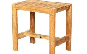 wooden shower bench australia cedar chair folding marvellous stool teak small wood baby boots bathrooms drop