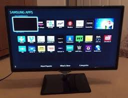 samsung 24 inch smart tv. 1 year old 24 inch samsung smart tv for sale tv v