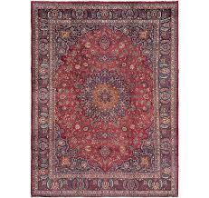 9 7 x 12 9 mashad persian rug
