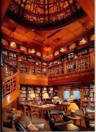 home library lighting. the library at george lucasu0027s skywalker ranch marin county california home lighting