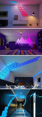 avant garde lighting. The Avant-garde Wall Lights That You Can Control With Your Smart Phone Giving Over 16.7 Million Distinct Colors. Avant Garde Lighting I