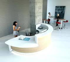 desk for office. Front Desk Furniture Ergonomic Reception Desks Contemporary And Modern Office For