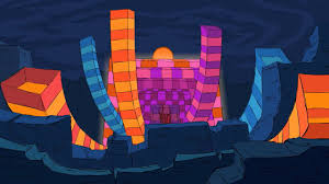 awesome psychedelic animation by a f schepperd song the scene by blockhead you