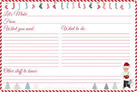 Printable Christmas Recipe Cards I Made These Free Printable Christmas Recipe Cards For You You Are