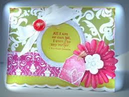 Mothers Greeting Card Homemade Mothers Day Greeting Card Ideas Family Holiday Net Guide
