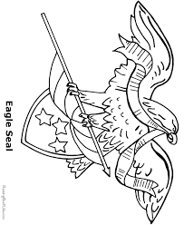 Small Picture United States Symbols Coloring Pages Coloring Home