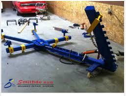k7 mini car repair bench car body repair system auto body frame machine with